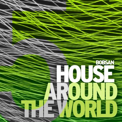 Cover art for House Around the World 5