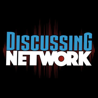 Discussing Network: Doctor Who, Star Trek, Comics, and Tech