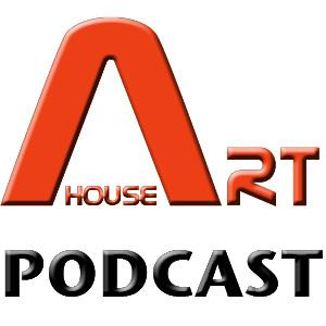 Cover art for HouseArt podcast 25 mixed by Tom Sanick aka Disco van Stu