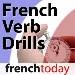 When it comes to verb forms, it's always the same problem: lack of speed. You understand the tense, and when you write, you can eventually put it together. But when you speak, you stumble, hesitate, have to stop to think and