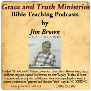 Jim Brown / Grace and Truth Ministries
