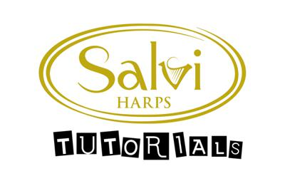Lear how to easy fix common problems on your Salvi harp following Davide tips.