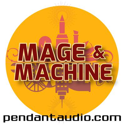 Cover art for Mage and Machine episode 3 commentary