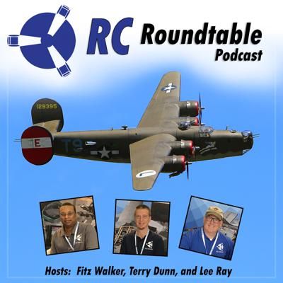 RC Roundtable is a podcast about all kinds of radio control vehicles...but mostly the kind that fly. Fitz, Lee, and Terry seem to get their hands into just about every corner of this hobby. We like it all! The truth is, we share a lot of common interests, but we each have our own specific favorites and specialties. That's probably why we have so much fun when we get together. We use the recording sessions to catch up with each other, get things off our chests, and throw around a few light-hearted insults. We start each episode with a short list of topics we plan to cover, but you never know where the conversation will go.