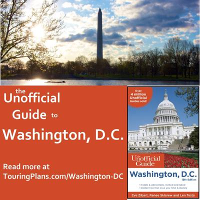 The Unofficial Guide to Washington D.C. Podcast
