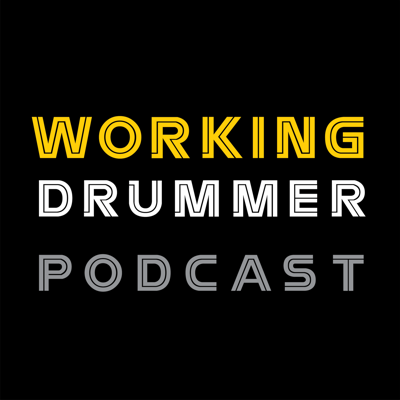 Real Drummers. Real Stories. With over a 200 episodes and counting, Working Drummer Podcast is the source for those interested in what it's like to be a professional drummer. Each weekly interview showcases a performer with a sometimes less recognizable name but always impressive body of work. This unique approach has garnered a niche audience hungry for unfiltered stories about what it takes to make a living as a musician today.  Working Drummer hears from a diverse range of musicians who represent many different genres and scenes. The podcast has also featured some drumming heroes and mentors such as Peter Erskine, Eddie Bayers, Gregg Morrow, Steve Smith, Rich Redmond, Jason Sutter and Chad Cromwell.  The hosts of Working Drummer, Matthew Crouse and Zack Albetta, are full-time musicians with the experience and insight to ask the often-overlooked questions. Providing technical and production assistance, Mike Jackson helps to maintain the high quality that listeners have come to expect from Working Drummer.