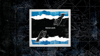 Cover art for Rescuer