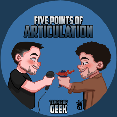Five Points of Articulation Podcast