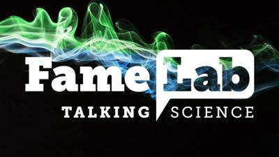 Cover art for Podcast 21: FameLab 2018