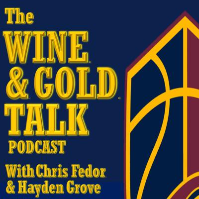 Wine and Gold Talk Podcast
