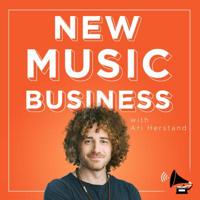 """Ari Herstand is the best-selling author of How To Make It in the New Music Business. Forbes calls him """"The poster child of DIY music."""" In this show, he deconstructs the brightest minds in the music industry, digging deep to find the tools, tactics, and strategies that listeners can use to run successful careers of their own. Ari offers straight talk with no fluff and doesn't let his guests off easy. If there is a way, Ari will find it."""
