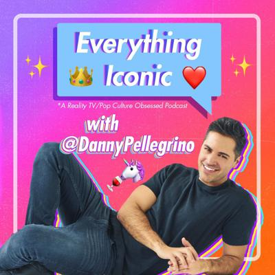 Everything Iconic with Danny Pellegrino breaks down reality TV and iconic pop culture moments. Special guests deep dive with Danny into the topics we all care about-- Real Housewives, romantic comedies, pop music, actresses over 50, and whatever else he wants to talk about. :)
