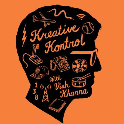 Thoughtful, funny, heartfelt interviews and in-depth documentaries about musicians, authors, comedians, and other cultural creators. Support this show http://supporter.acast.com/kreative-kontrol.