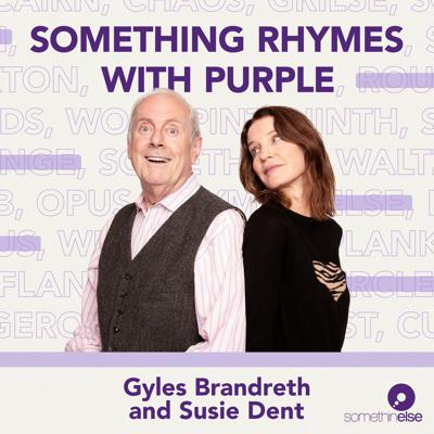 Susie Dent and Gyles Brandreth invite you to enhance your vocabulary, uncover the hidden origins of language and share their love of words. A Somethin' Else production.  To get your beautiful SRWP mug go to https://purple.backstreetmerch.com/