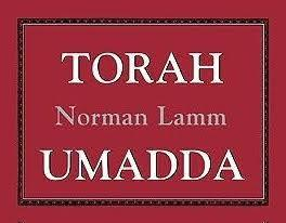 Cover art for R. Lamm & Torah Umadda