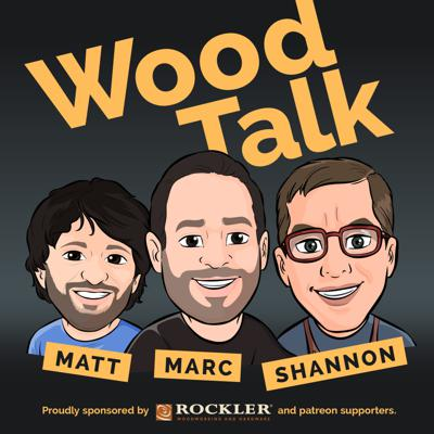 A woodworking show for modern woodworkers and makers. Join Marc Spagnuolo, Shannon Rogers, and Matt Cremona for a light-hearted look at the latest news, tips, and tricks from the world of woodworking.