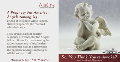 Cover art for A Prophecy For America - Angels Among Us