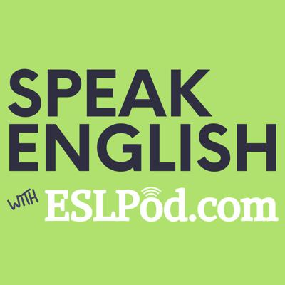 A podcast for those wanting to learn or improve their English - great for any ESL or EFL learner. Visit us at http://www.eslpod.com.