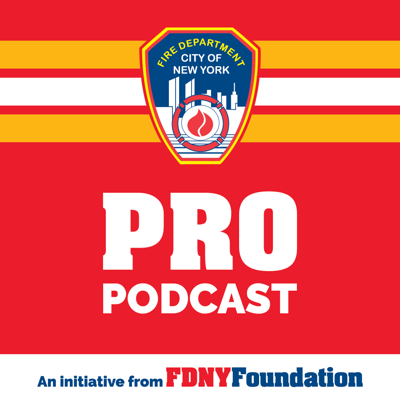 The FDNY Pro podcast brings together professionals and experts in the field of Fire and EMS, offering their firsthand knowledge and experience. Hear from the pros as they discuss what they've learned on the front lines.