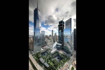 Cover art for S4, E41 World Trade Center Construction and Design Features with FDNY Lieutenant John Amsterdam