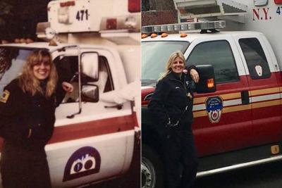Cover art for S5, E52 A Return to Public Service with EMT Donna Jaworski