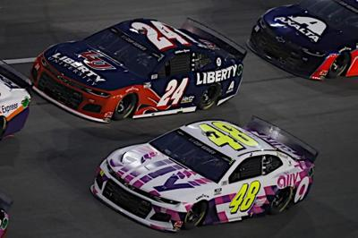 Cover art for Stock Car Scoop: William Byron Wins at Daytona, Jimmie Johnson Misses Playoffs