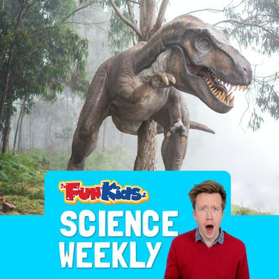 Cover art for A Dinosaur Special!