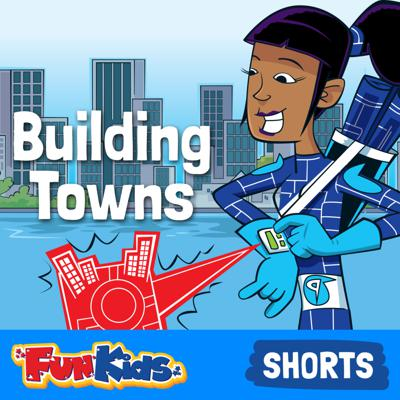 Cover art for Solving Problems - Where you live (Agent Plan-It: Town Design for Kids)