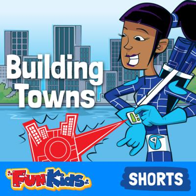 Cover art for Why we need town planners (Agent Plan-It: Town Design for Kids)
