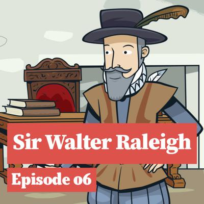 Cover art for Sir Walter Raleigh and secret marriages