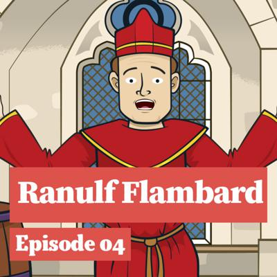 Cover art for Ranulf Flambard: Imprisoned in his own Tower