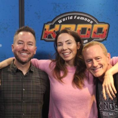 Kevin in the Morning with Allie & Jensen on KROQ