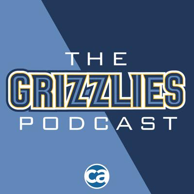 Cover art for Grizzlies Podcast: Media Day, Preseason Edition