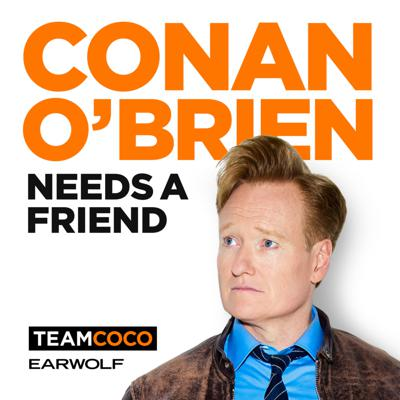 Cover art for Introducing Conan's new podcast