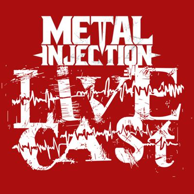 Cover art for METAL INJECTION LIVECAST #583 - Lou Claw