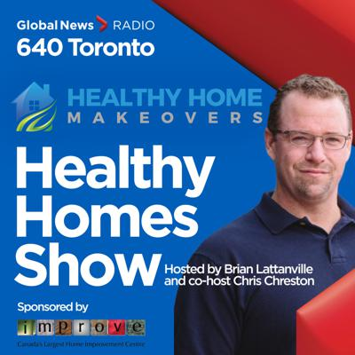 Cover art for Healthy Home Makeovers - Saturday, November 30th 2019