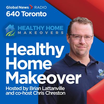 Cover art for Healthy Home Makeovers - Saturday, October 5th 2019