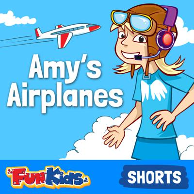 Join Amy as she explores the world of planes and teaches us how they work!  Listen to Fun Kids on DAB Digital Radio and online across the UK!