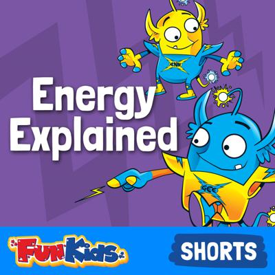 We explore the world of energy - from wind turbines to wellies that power your phone! - only on childrens radio station Fun Kids.