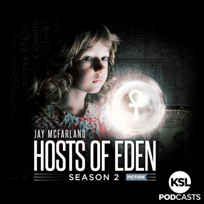 Hosts of Eden is a modern radio drama, written and performed by Jay Mcfarland. Season 1's 11-part fictional podcast serial was just the beginning of the cliff-hanger science fiction fun. Season 2 drops March 5. While Marian and Mason are trying to adjust to their new role as guardians of the Genesis device, the nation is faced with a new threat. Someone or something is able to jump from one body to the next, allowing them to infiltrate high-security military installations and leaving a trail of bodies behind. No one knows what they are looking for or how to stop them. Having no other options, the President of the United States seeks Marian's help with the hope that she can use her newfound abilities to track down this elusive enemy. Marian reluctantly agrees and is then on a path that eventually causes her to question whether or not the Hosts of Eden are the only ones who want the bodies of mankind.