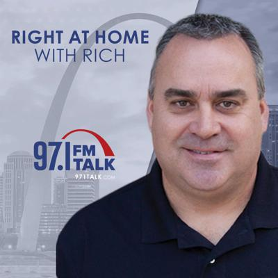 Right At Home With Rich: Saturday 12noon – 1pm
