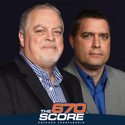 Mully & Haugh Show on 670 The Score