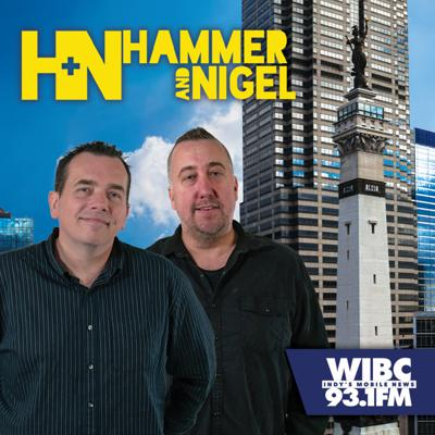 Hammer + Nigel Show Podcast