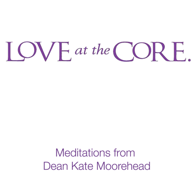 Love at the Core offers meditations on topics of daily life as well as the High Holy Days of the Episcopal Church.