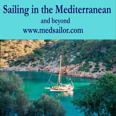 Cover art for Sailing in the Mediterranean and Beyond Episode 231 Sailing Croatia with Nathan Quark Pt. 1