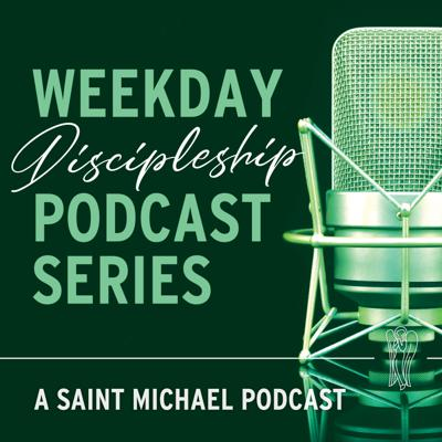 This fall, you're invited to take a daily journey of prayer and reflection through a new podcast series focused on Discipleship, offered by the clergy of Saint Michael and All Angels! Join us each weekday as we explore the path of discipleship in our everyday lives. In addition to weekday prayer and reflections from our clergy, Saturdays will feature special bonus episodes led by members of our traditional music program, exploring the impact of music in discipleship.  Music by Justin Brooks.