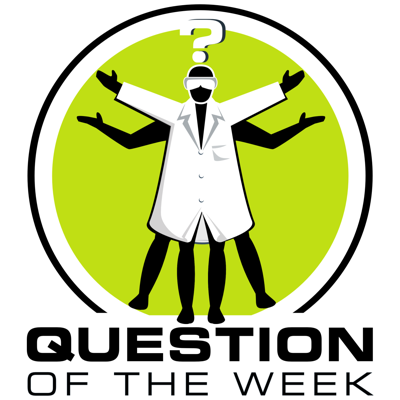 Each week we set out to solve one of the world's weirdest, wackiest, funniest and funkiest scientific puzzles. And along with the answer there's a brand new question to think about for next time...