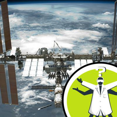 Cover art for Has life changed on the ISS due to COVID-19?