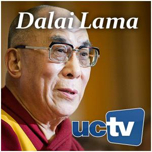 His Holiness the 14th Dalai Lama embraces Tibet's intellectual tradition of logic and philosophical debates. He often visits University of California campuses to learn and speak.