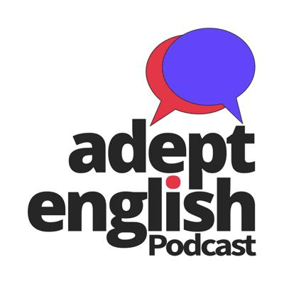 Discover Adept English, the modern way to learn to speak English. Our goal is to help you speak English fluently. The Adept English language teaching approach is to learn through listening. We publish two new English audio lessons, with full transcripts, weekly. Every one of our English lessons will help you learn to speak English in ways that are interesting and lead to success. We have lots of podcasts, at all difficulty levels, on many topics, suitable for all listeners, ready for you to listen too right now.